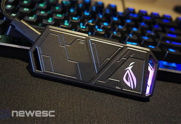 Review ROG Strix Arion Portada