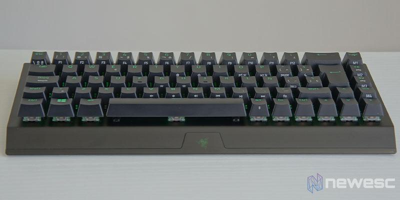 Review Razer BlackWidow V3 Mini Hyperspeed 16