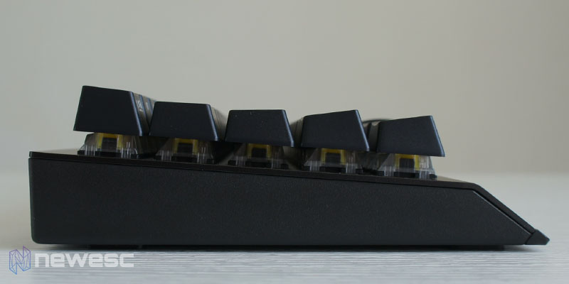 Review Razer BlackWidow V3 Mini Hyperspeed 5