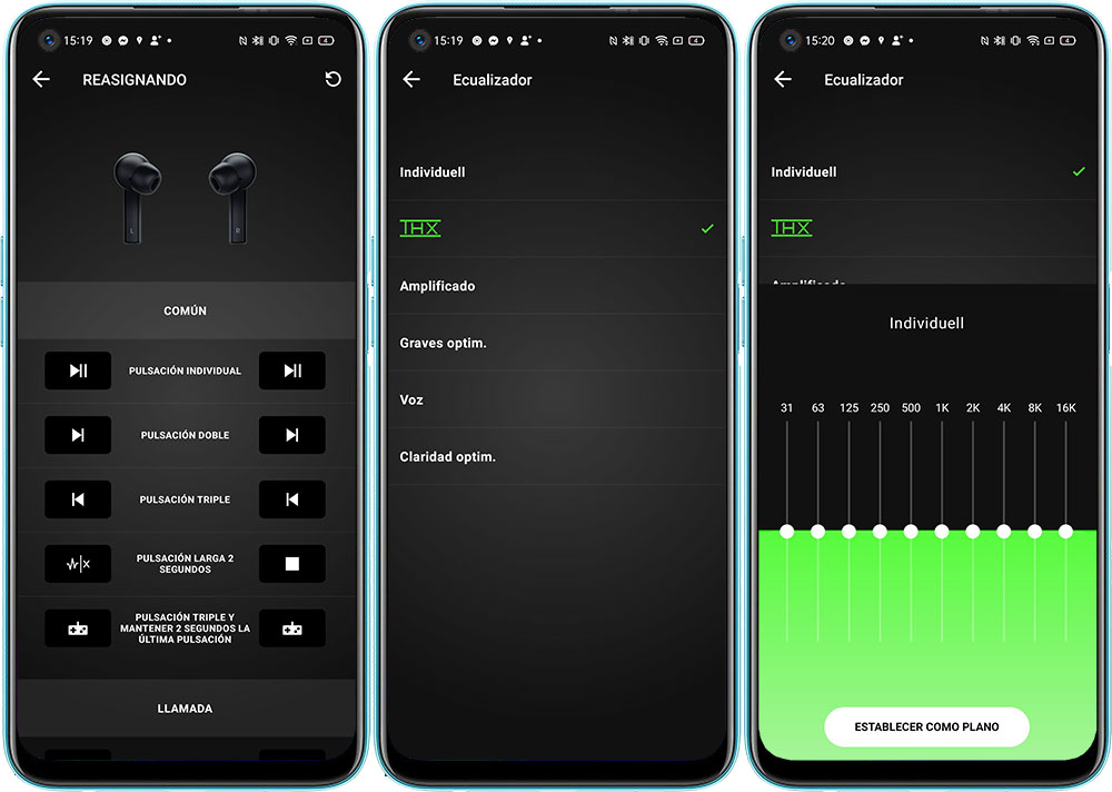 Review Razer Hammerhead TWS Pro App 2