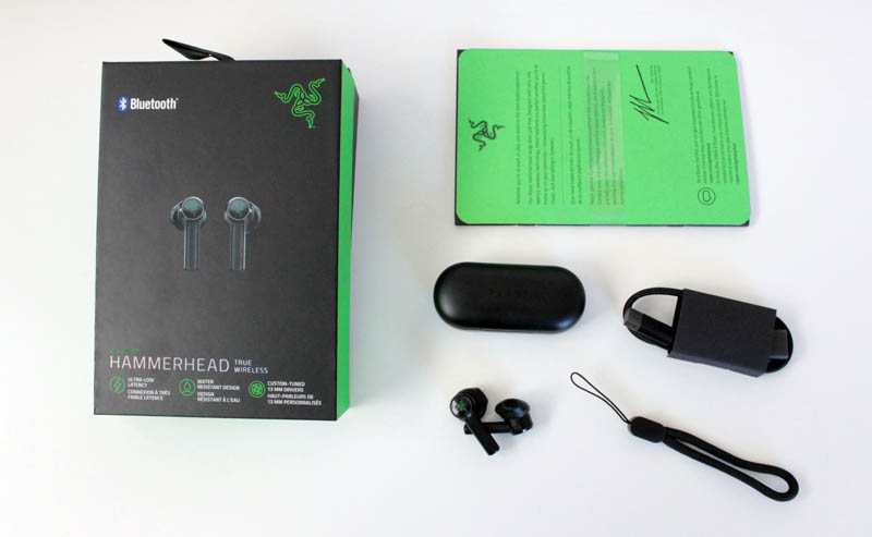 Review Razer Hammerhead True Wireless NewEsc conjunto