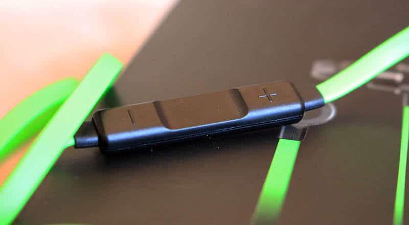 Review Razer Hammerhead USB-C NewEsc botones