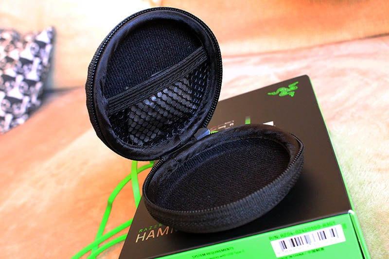 Review Razer Hammerhead USB-C NewEsc estuche