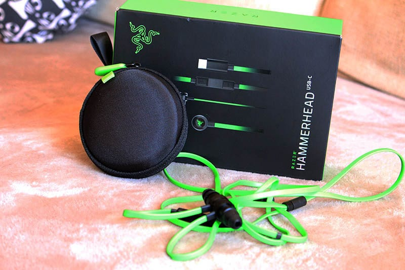 Review Razer Hammerhead USB-C NewEsc general