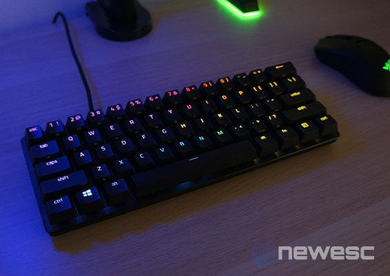 Review Razer Huntsman Mini Portada