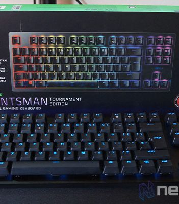 Review Razer Huntsman TE Portada2