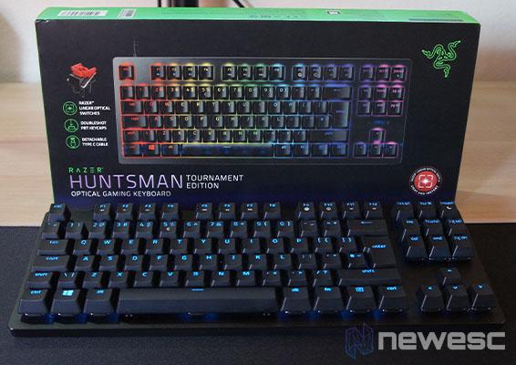 Review Razer Huntsman TE Portada2