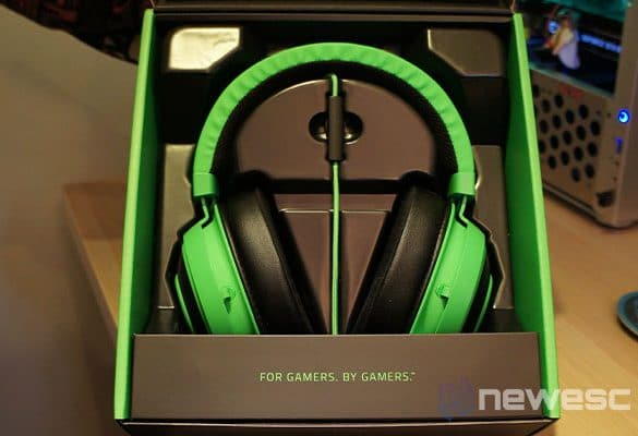 Review Razer Kraken - Wallpaper
