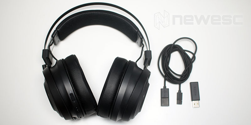 Review Razer Nari Essential contenido