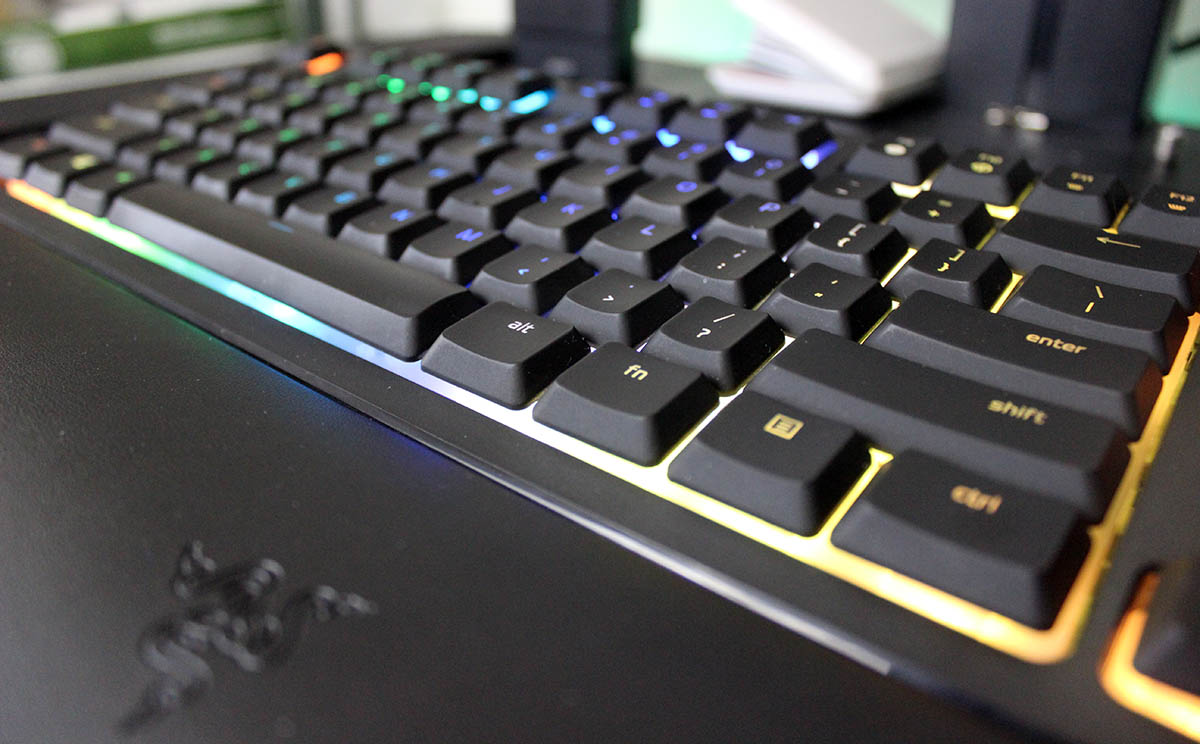 Review Razer Ornata Chroma teclado
