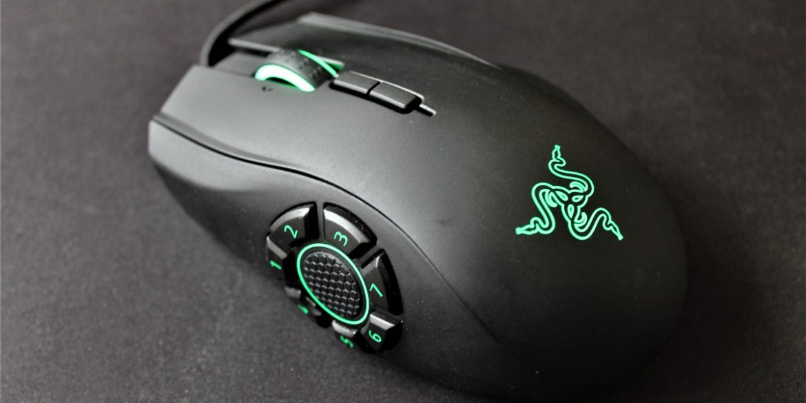 Review Razer naga hex v2