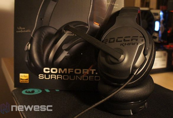 Review Roccat Khan Aimo Portada