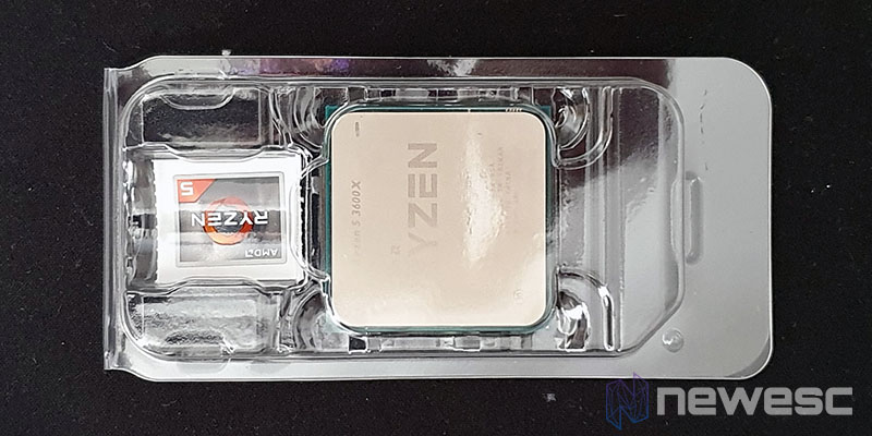Review Ryzen 3600X Procesador