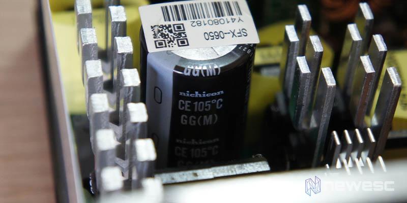 Review Seasonic GX 650 10