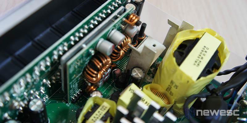 Review Seasonic GX 650 13