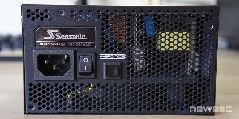 Review Seasonic GX 650 5