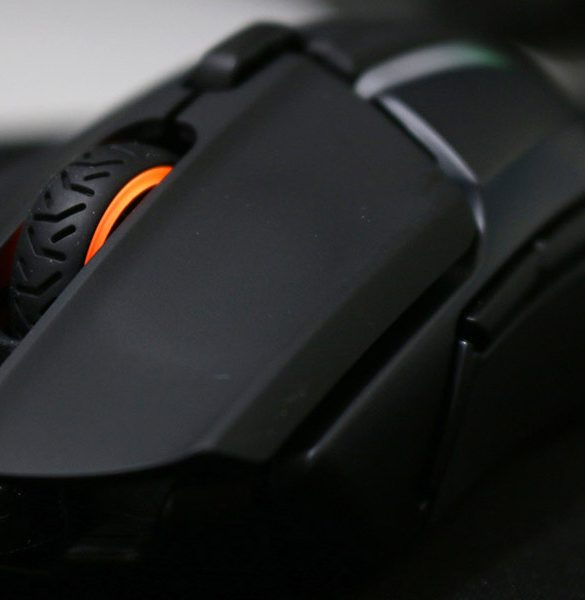 Review SteelSeries Rival 600