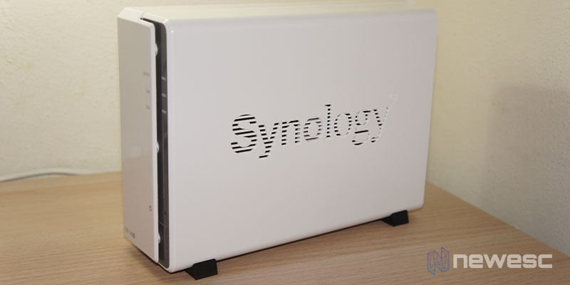Review Synology DiskStation DS120j 1
