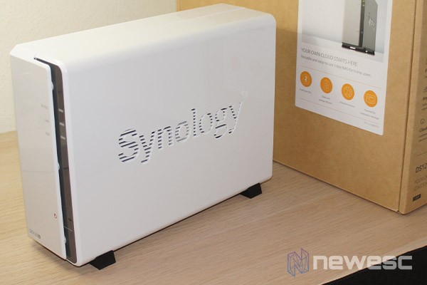 Review Synology DiskStation DS120j Portada