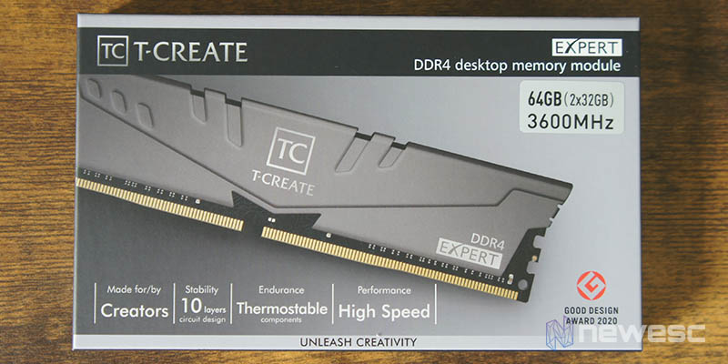 Review T Create Expert 64GB 1
