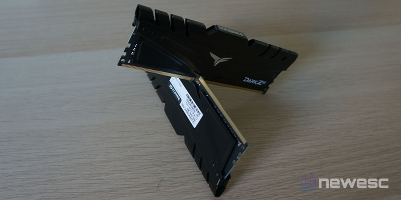 Review T Force 32GB 3600MHz 2