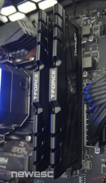 Review T Force 32GB 3600MHz 4