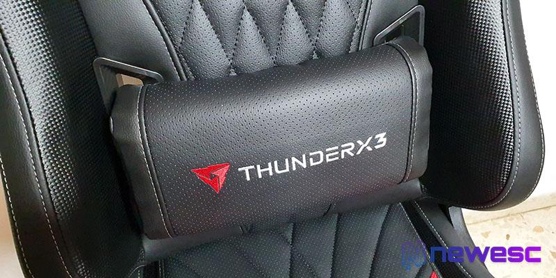 Review THUNDERX3 DC3 Cojín