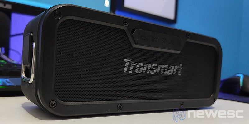 Review Tronsmart Element Force diseño