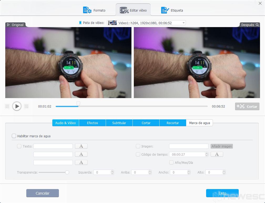 Review VideoProc Editando Video