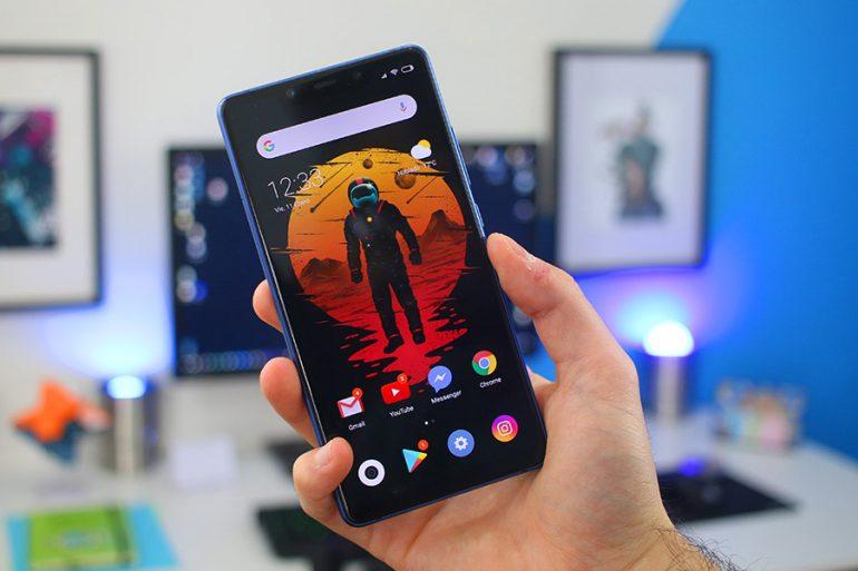 Xiaomi Mi 8 Wallpaper: Domingo Gomes, Autor En NewEsc