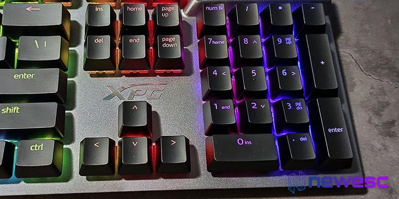 Review XPG SUMMONER RGB 6
