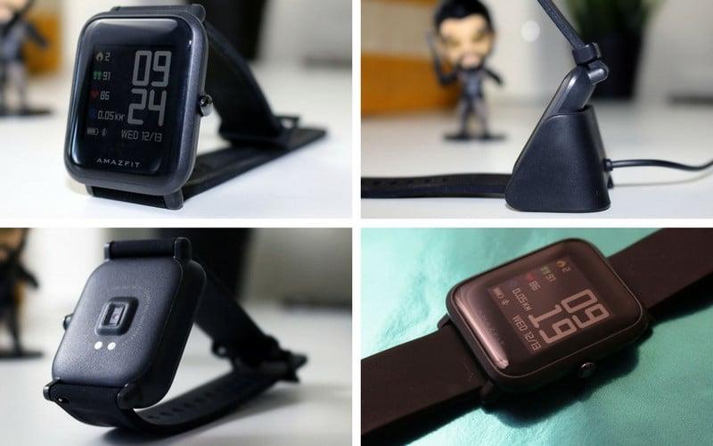 Review Xiaomi Huami AMAZFIT Bip diseño