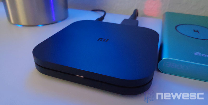 Review Xiaomi Mi Box S Rendimiento
