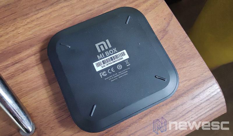 Review Xiaomi Mi Box S design inferior