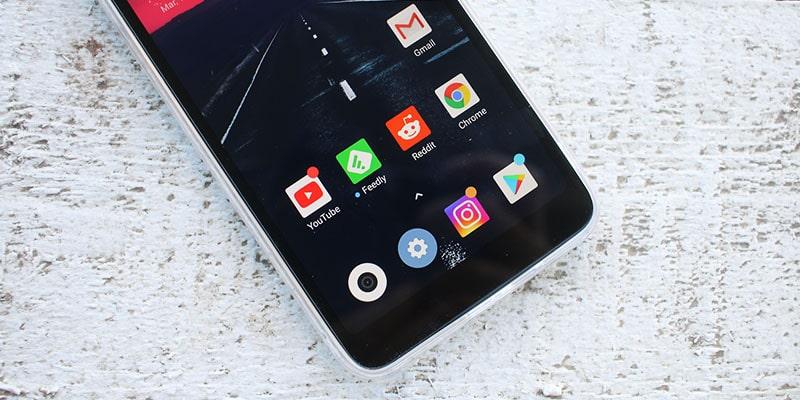 Review Xiaomi Redmi 6 Sistema