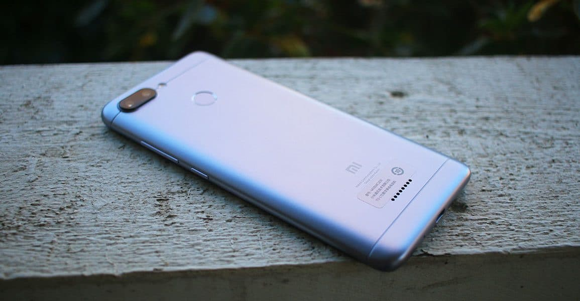 Review Xiaomi Redmi 6 Wallpaper