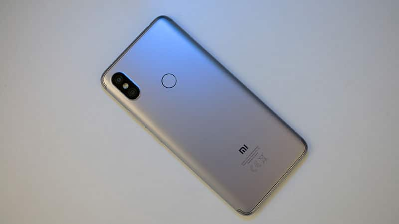 Review Xiaomi Redmi S2 carcasa trasera