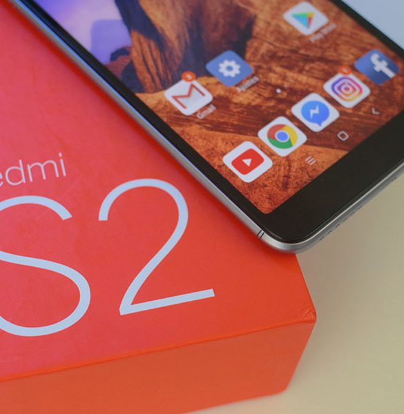 Review Xiaomi Redmi S2 newesc