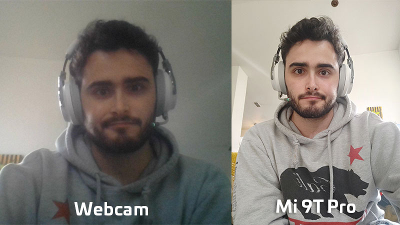 Review Xidu Tour Pro Prueba de WebCam