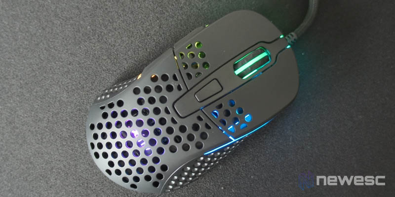 Review Xtrfy M4 RGB 2