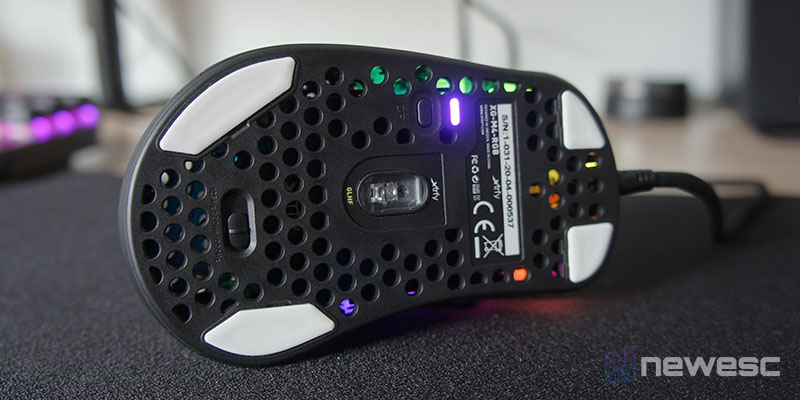 Review Xtrfy M4 RGB 3