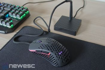 Review Xtrfy M4 RGB Portada
