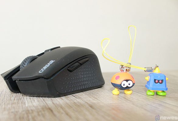 Review corsair harpoom rgb wireless destacada