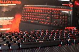 Review teclado HyperX Alloy Elite NewEsc portada