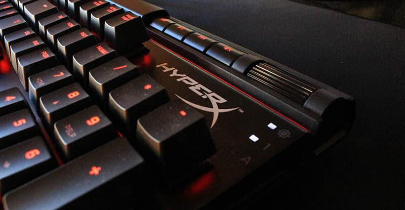 Review teclado HyperX Alloy Elite NewEsc teclas multimedia