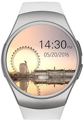 Rubility KW18 smartwatch chino