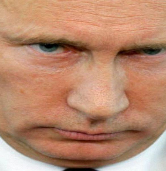 Rusia Vladimir Putin Portada
