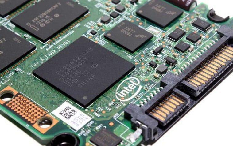 SSD Intel Micron