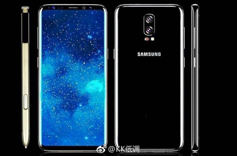 Saamsung Galaxy Note 8 precio