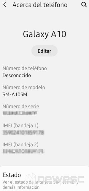 Saber si un celular es robado por IMEI2